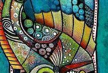 aboriginal decorativ