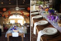 Setting the Table / inspiring, gorgeous table settings