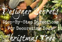 Christmas Decorating/Gift Ideas