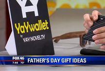 Father's Day Gift Ideas / Father's Day Gift Ideas