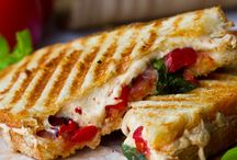 Grilled Cheese or Panini Grilled / by Theresa Antoff