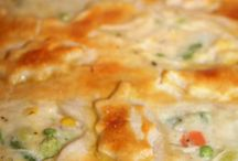 chicken pot pie with pie crustchicken