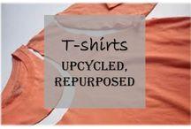 Repurposed. Reused. Upcycled