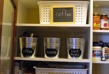 organize... tips and tricks / by Vanessa Hansen Lies