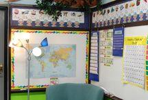 classroom decor / by Reddishann Strang