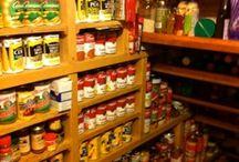 the harry potter closet