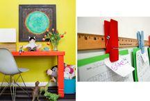 Bedroom Ideas For Kids / by Danielle Nuñez