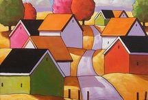 domy malování