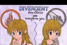 divergent / by Alyssa Kiss