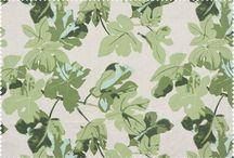 fabric + pattern