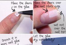 Trucs pour une main parfaite / by Line Brochu
