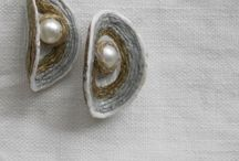 Jewelry / Sustainable, eco-friendly and upcycled earrings, bracelets and necklaces