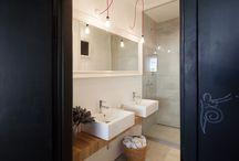 Beautiful Bathrooms / by Steph Bond-Hutkin | Bondville