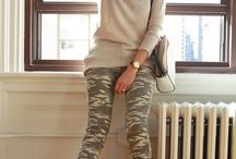 STYLE || Camo / The best camo fashion & style ideas from the fashion and lifestyle blog Two Peas in a Blog.