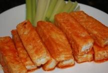Tofu and Veggie Burgers