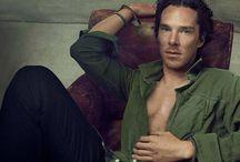Benedict Cumberbatch/Sherlock Holmes