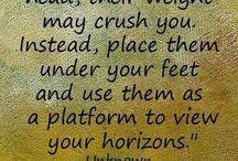Words - Inspiration & Motivation