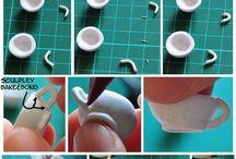Cách làm cốc fondant
