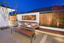 Client Project: Canyon Drive / Patio and outdoor living area in Los Angeles, California