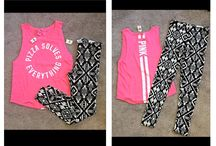 Gym/Workout style / by Liza Thurman Woodfin🎀