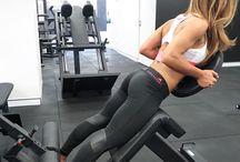 Girls workouts
