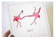 Kalenteri-ideoita