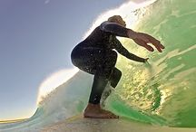 Surfing / Shoot with a Gopro HD2