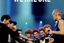 EXO We are one !
