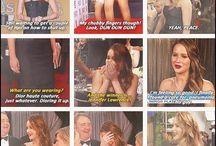 Jennifer Lawrence is the best! / by Nichole Herrin