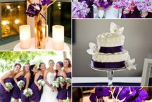 Purple and Gray Wedding Ideas