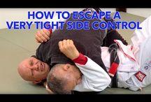 BJJ - Side Control Escapes
