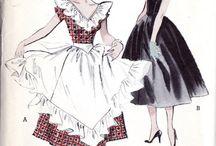 retro kläder