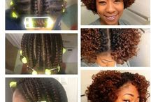 I Love Natural Hair! / by Joy C. Jackson