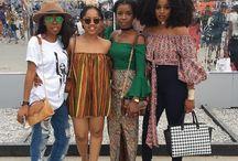 Lagos chics