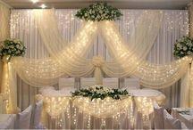 Ornamentação casamento
