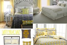 Bedrooms / by Abby Leisy
