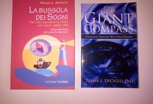 Dream books / Books I have written on how to interpret your dreams.  A true passion of mine!