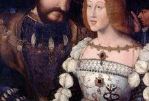 81/Queen Éléonore d'Autriche 1498-1558