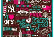 New York, New York / We're heading to the Big Apple! / by Stephanie Coello