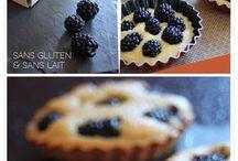 recettes sans gluten sans lait