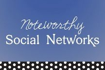 Noteworthy Social Networks / The social landscape is always changing. We help you keep up here.  This board provides insights and outtakes from the social media marketing experts at PuTTin' OuT. Facebook, Twitter, Google+, Instagram, YouTube, Tumblr, LinkedIn, Snapchat and, of course, Pinterest… we use them all in innovative ways to engage audiences and elevate brands. www.PuTTinOuT.com