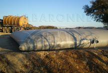 Effluents agricoles/Effluents storage/Almacenamiento de efluentes