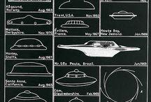 Aliens, UFOs & USOs