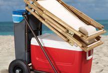 Bike-Trailer, cart, bag