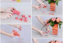 Flower centre pieces