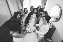 A menyasszony készülődése