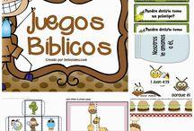 juegos bíblico
