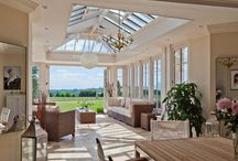 Kitchens, Breakfast Room, utility, Orangery / I'd like a kitchen with Breakfast Room and conservatory - these are some that I like......