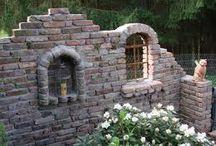 Ruinenmauern