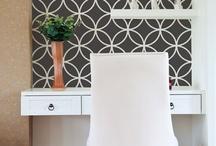 Desk area / by Tasha Vanden Heuvel